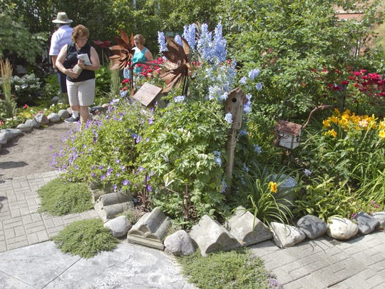 The LACASA Garden Tour returns Saturday and Sunday