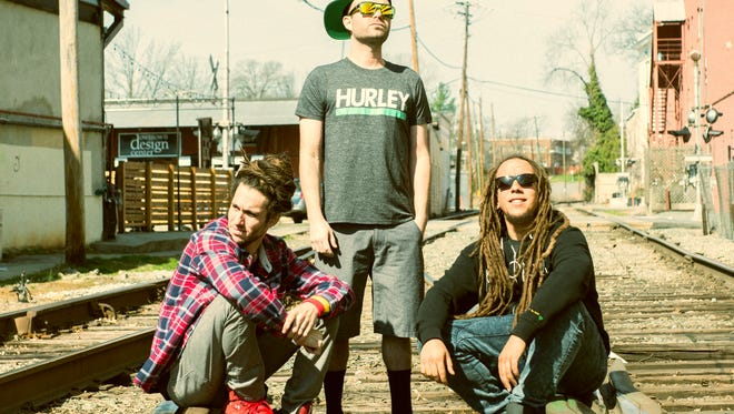 The Movement performs at Vinyl Music Hall on Wednesday.