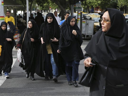 Iran Rethinking Headscarves