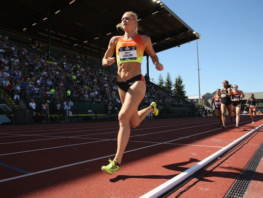 Indy runner Molly Ludlow