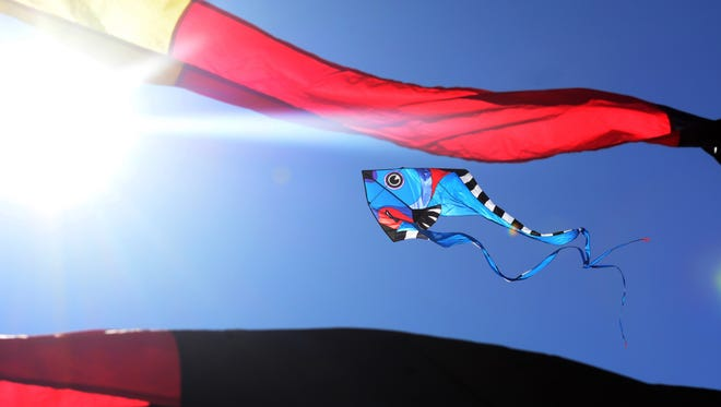 Kite Day will be coming to the Asbury Park boardwalk and beach.
