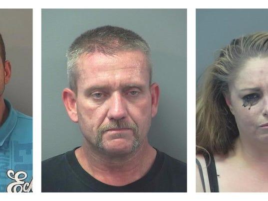 MSQ drug arrests 1201