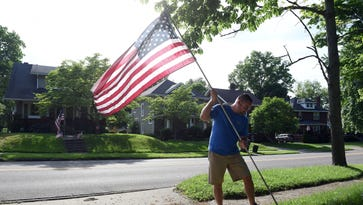 Patriotic pride pushes flag project