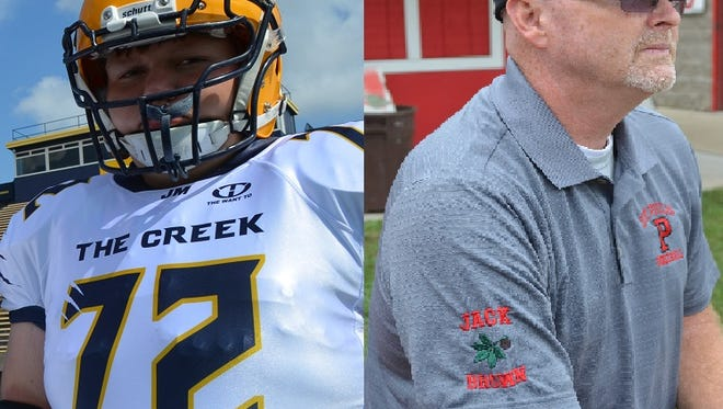 Battle Creek Central and St. Philip are both honoring former coaches who died in the past year.