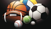 High school and college sports scores from around the region.
