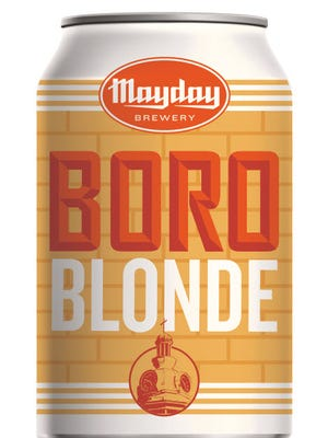 Mayday Brewery will begin canning the Boro Blonde July 28, debuting with a release party.