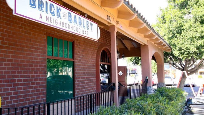 """Brick and Barley in Tempe will appear in """"Bar Rescue,"""" airing Sunday, Jul 17 at 9 p.m. on Spike TV."""