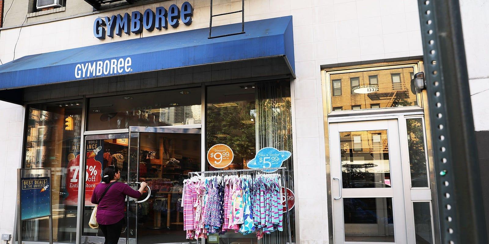 c973a70e8 Gymboree joins retail scrap heap: Closing Crazy 8 store in Greece
