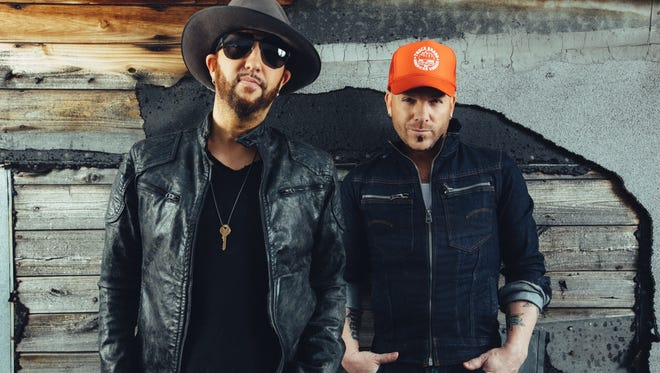 """The duo LOCASH is known for known for No. 1 Billboard hit """"I Know Somebody"""" and """"I Love this Life."""""""