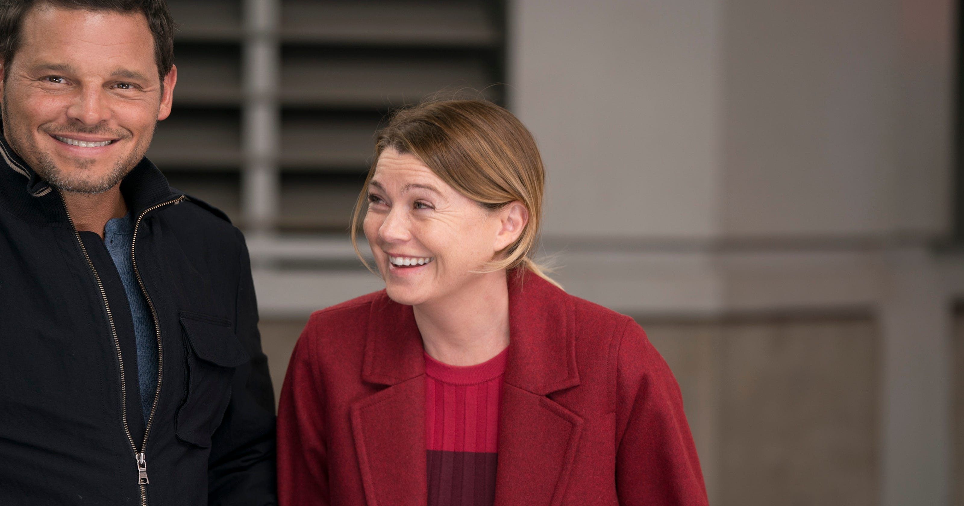 Greys Anatomy 300th Episode Is A Love Letter To The Original Cast