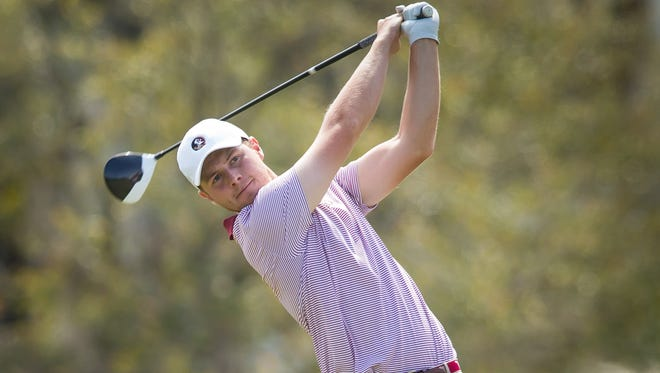 Florida State senior Harry Ellis is the third FSU player to qualify for the Masters as an amateur.