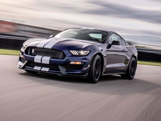 The Ford Mustang Shelby Gt Is The Quickest Pony