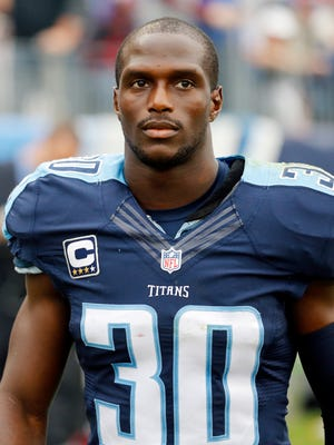 Titans cornerback Jason McCourty played in only four games last season because of injuries and surgeries.