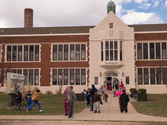 Ann J Kellogg School