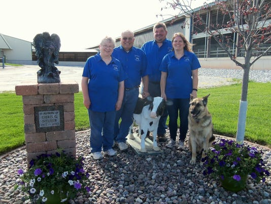 WSF 0608 Ray farm family