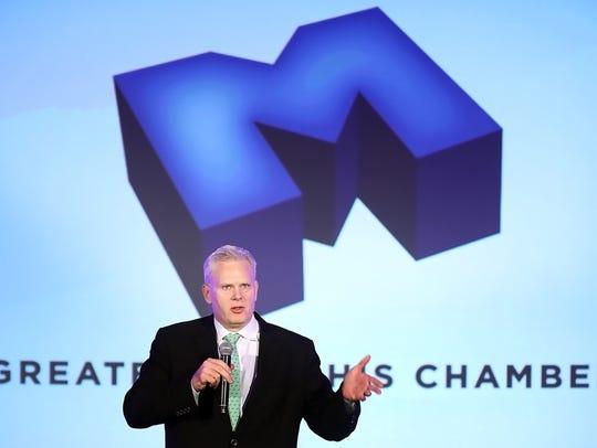 Richard Smith, a high-ranking FedEx executive and son