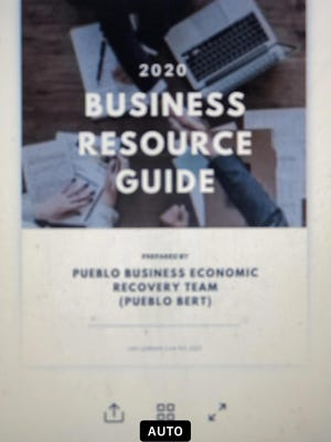 Pueblo's Business Economic Recovery Team has deployed surveys in the city and county asking for businesses to respond to how the crisis is impacting them.