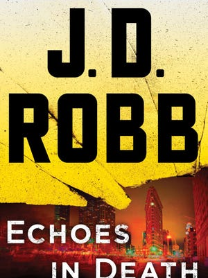 Echoes in Death, J.D. Robb