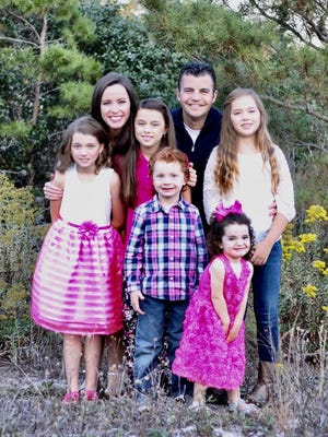"""The Harty family, of Navarre, will be featured on an episode of """"Beach Hunters"""" that will air Sunday evening on HGTV."""