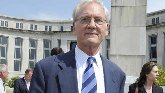 A federal appeals court Wednesday denied former Gov. Don Siegelman (seen here in 2012) a request for a new trial.