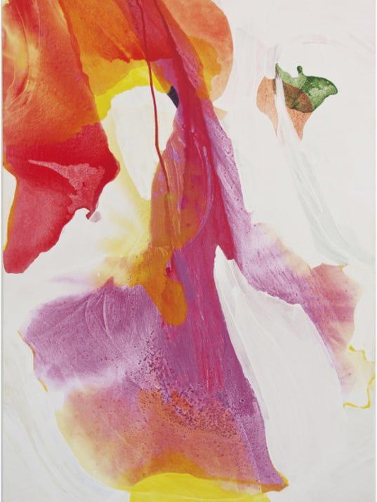 James Mack painting.