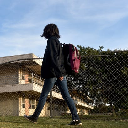 This story looks at truancy and school attendance in
