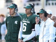 Mark Dantonio 'won't apologize' for restructuring Michigan State staff