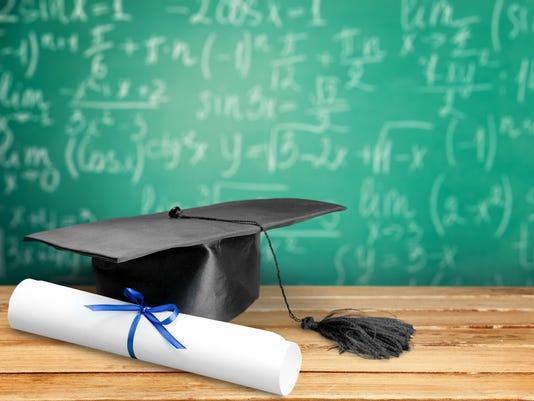 Mortar Board, Graduation, Certificate