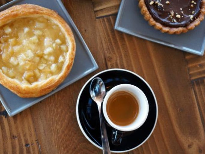 New  Ernest Coffee Co. in Palm Springs