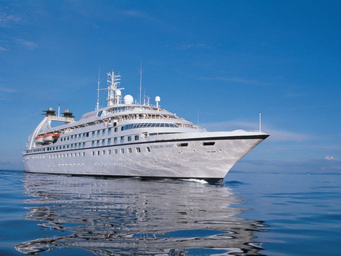 Set Sail On The Most Romantic Cruises Of 2014