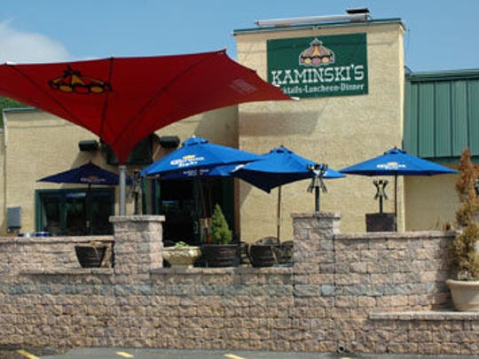 Kaminski's on Brace Road is one of the township's longstanding restaurants.