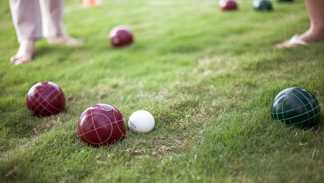 Bocce is a popular sport for many. In one HOA instance, two bocce courts and a shuffleboard court would replace a tennis court.