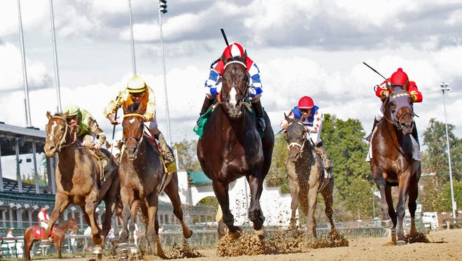 Cigar Street captured last year's Homecoming Classic, which has been renamed the Lukas Classic for this year's September meet at Churchill Downs.