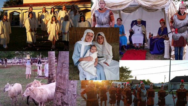 Live-Nativity from last year