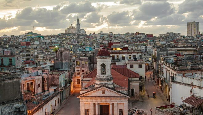Cuba From The Rooftops opens this weekend at The Rye Arts Center