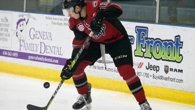 Walker Duehr is returning to Sioux Falls to play in the Top Prospects game on Tuesday.