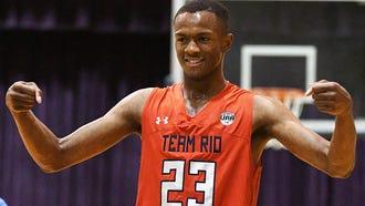 Rio's Scottie Lewis. Jersey Shore Basketball League. Team Rio takes on Doughboy's