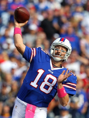 Bills quarterback Kyle Orton needs to be sharp over the final weeks.