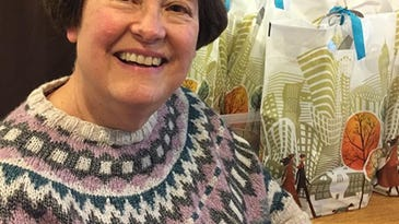 Handmade: 'Wine & Wool' make for enjoyable knitting