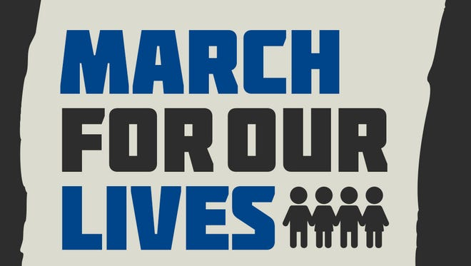 On Saturday, March 24, 2018, people will gather in Greenville and around the world to take part in hundreds of March For Our Lives events.