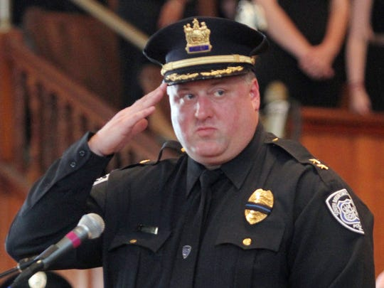 South Brunswick Police Chief Raymond Hayducka says departments do a good job of self-policing.