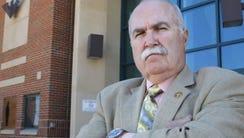 Butler County Sheriff Richard Jones is renewing his