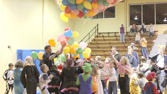 The Fairview Recreation Center is home to the  Annual Halloween Blowout where area youth can celebrate the holiday with costume contest, games and the big balloon drop.