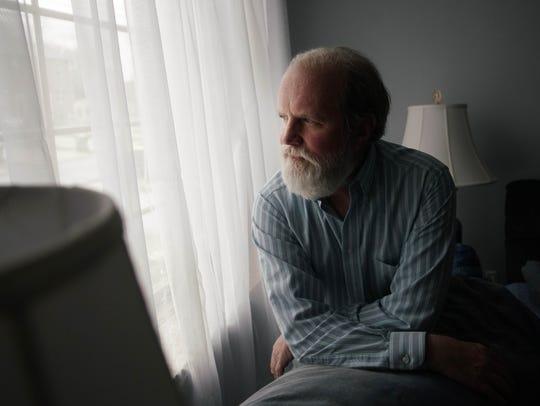 58 year-old Richard Grzybowski, of Elsmere, was one