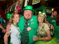 St. Patrick's Day celebrations across Pensacola