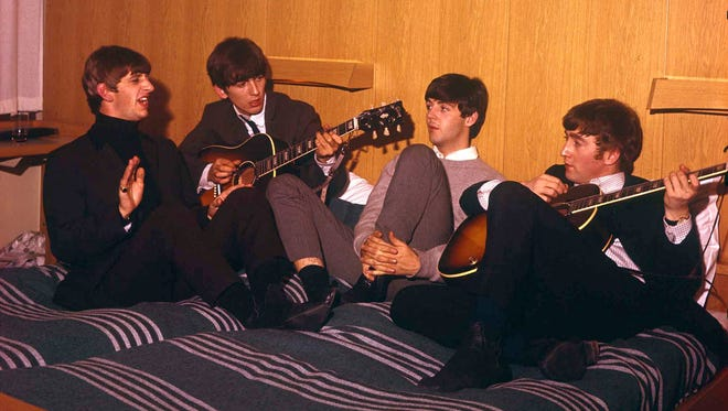 """Ron Howard directs """"The Beatles: Eight Days a Week - The Touring Years"""", a documentary about the fab four's live performances from 1963-1966."""