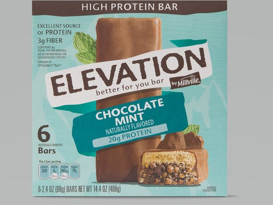 Better-For-You Snack: ALDI Elevation by Millville High