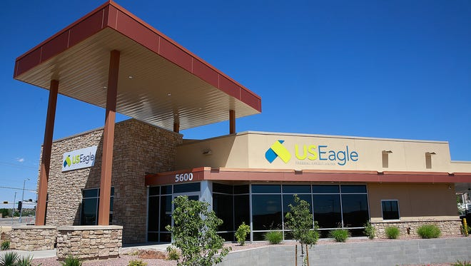 This U.S. Eagle Federal Credit Union location recently opened at 5600 E. Main St. in Farmington.