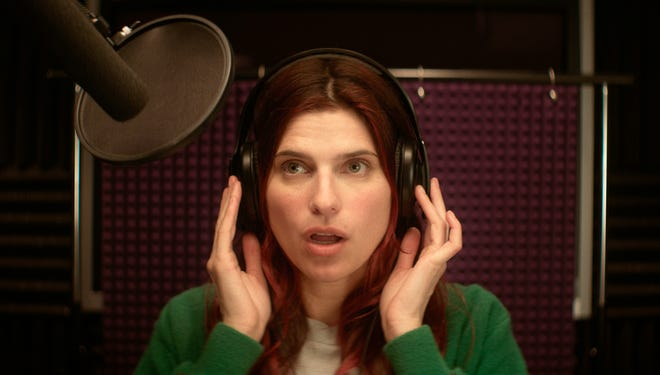 Director/actor Lake Bell explores the world of voice over acting in the film 'In A World.'