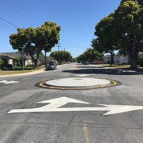 Letter to the Editor: Riker Street traffic circles 'unsafe'